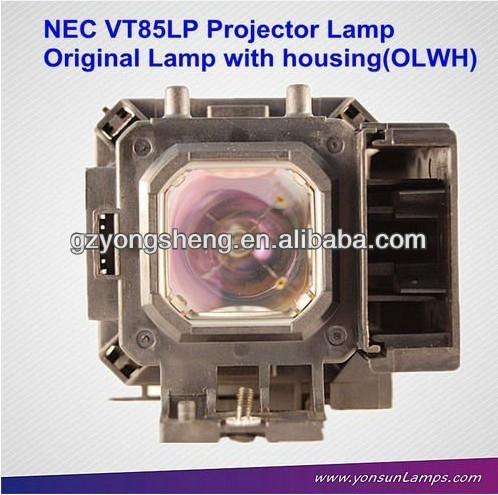 nec مصباح ضوئي لnec vt85lp vt480/ vt695