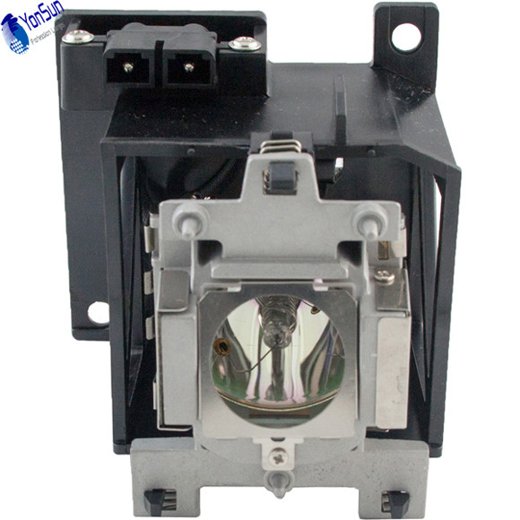 NEC VT80LP projector lamp with housing
