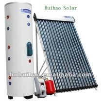 china supplier Hihao elegant apperance spllit pressurized solar water heater