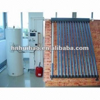 slinkly apperance soalr water heating