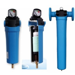 High Quality Activated Carbon Compressed Air Filter
