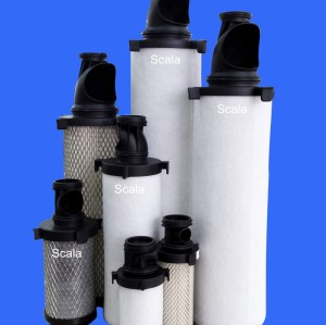 100% OEM Capable Domnick Hunter Replacement Filter Element