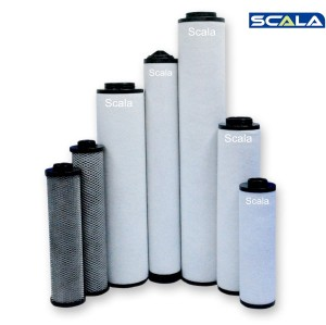 Alternative Atlas Copco Particulate Compressed Air Filter Element for After Market