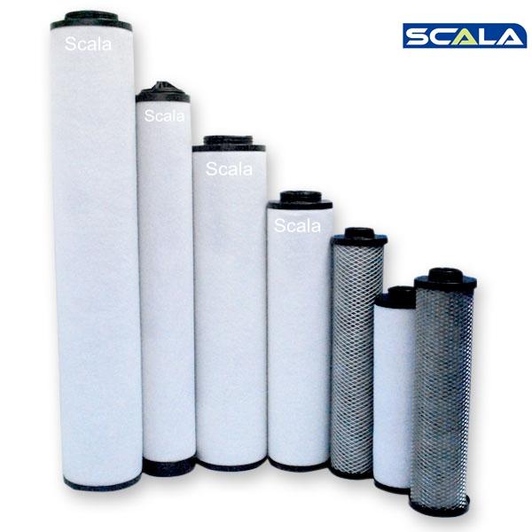 High Efficiency Alternative Atlas Copco Pipeline Prefilter After Filter Element