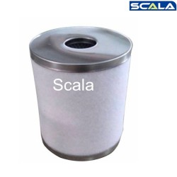 Replaceable High Efficiency SMC Coalescing Air Filter Element