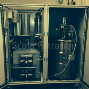 LN06 6liters mini laboratory liquid nitrogen generator system