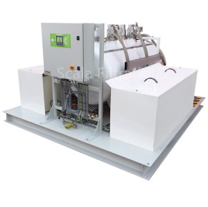 LN240 240liters LN2 liquid nitrogen generator plant manufacturer