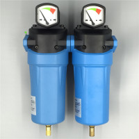 20CFM 16bar aluminum alloy particulate compressed air filter