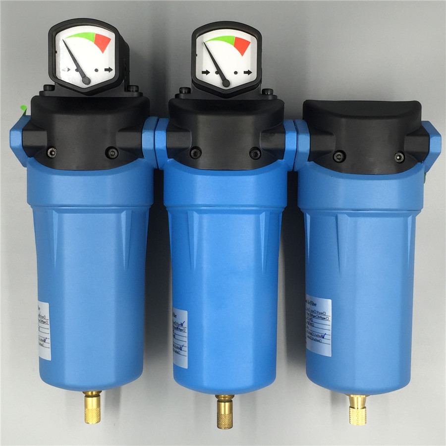 265cfm Oil Removal Coalescing Filter For Compressed Air