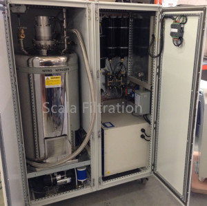 LN40-40升/天 英国Noblegen实验室现场液氮生产设备