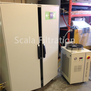 LN60(60升/天)英国Noblegen诺巴根全自动实验室液氮冷冻机
