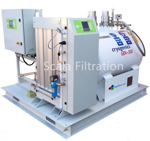 LN120(120升/天)英国Noblegen液氮制备机