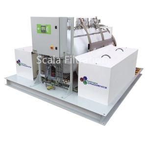 LN480(480升/天)英国Noblegen撬装式全自动深冷液氮设备