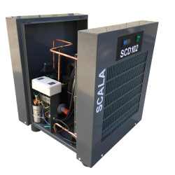 194CFM Eco-friendly refrigerant type compressor air dryer