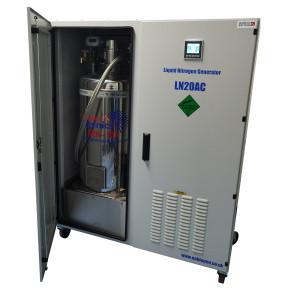 30 liters/day Noblegen liquid nitrogen generator | for IVF sample storage