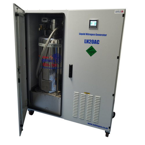 30 liters/day portable type cryogenics liquid nitrogen generator for IVF