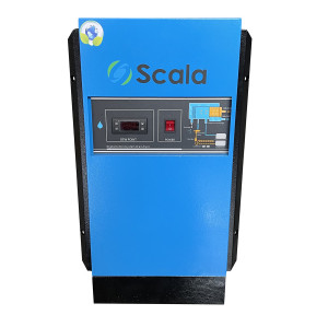 APE Series Small flow Aluminum Plate type Refrigerated Compressed Air Dryer