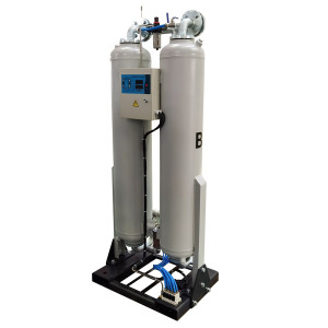 small desiccant type adsorption compressed air dryer