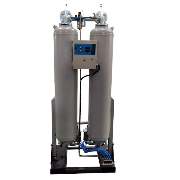 heatless regenerative desiccant compressed air dryer for compressor