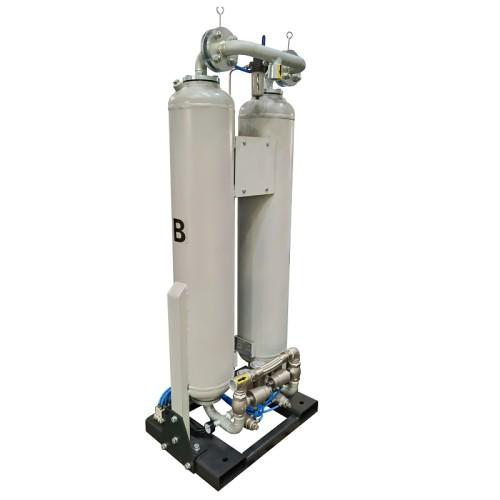 heatless regenerative desiccant compressed air dryer for compressor