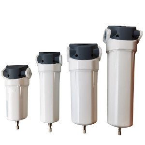 High Efficiency Centrifugal Compressed Air Water Separator