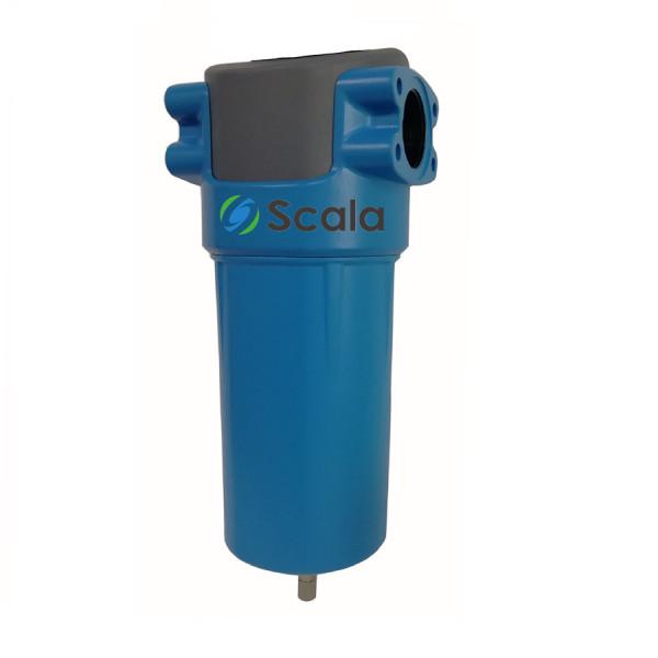 G Series high efficiency thread cyclone separator for air compressor