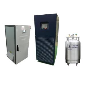 20L per day small liquid nitrogen generator for laboratory and IVF storage