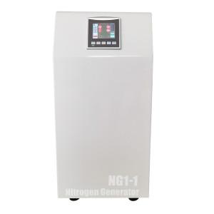 1Nl/min high purity laboratory nitrogen generator |  99.999% purity with air compressor