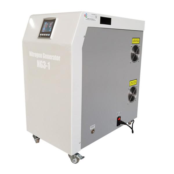 3Nl/min,99.9995% nitrogen gas generator for laboratory   ultra high purity nitrogen