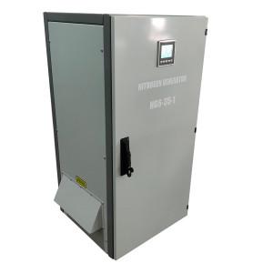 LC/MS nitrogen gas generator | with internal air compressor