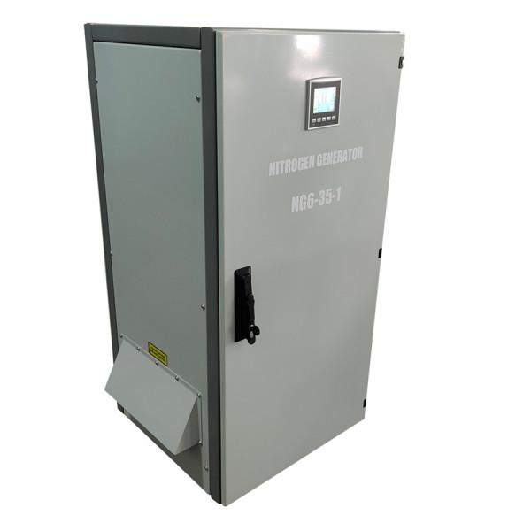 LC/MS nitrogen gas generator   with internal air compressor