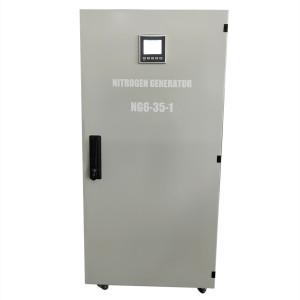 25L/min 99.5% laboratory PSA nitrogen generator with internal air compressor