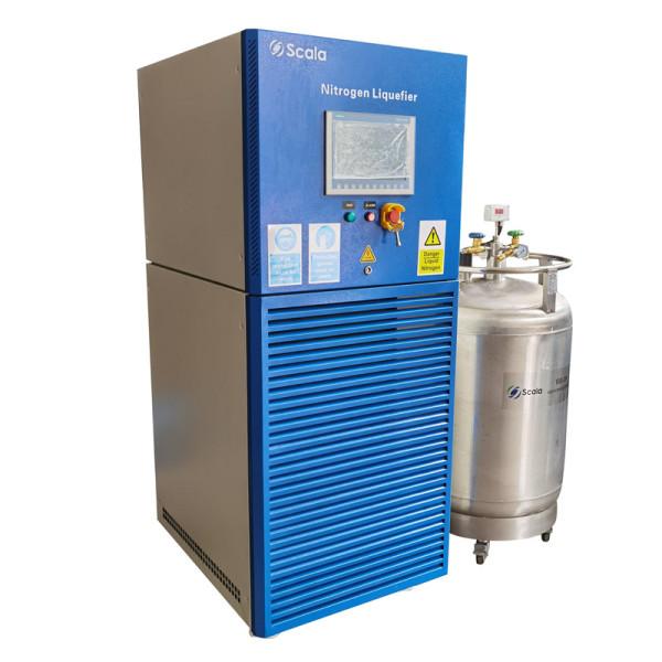 10liters per hour liquid nitrogen plant |  automatic liquid nitrogen production plant