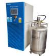 120liters per day liquid nitrogen plant | automatic liquid level system