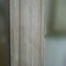 hot sale veneered mouldings wrapped by walnut for furniture