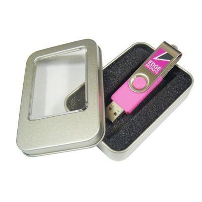 Small USB Tin