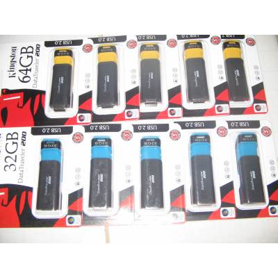 Kingston USB Flash Drives, free samples, paypal accepted(2)