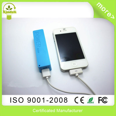 2015 Promotion Gift Perfume Power Bank 2600mAh usb power bank