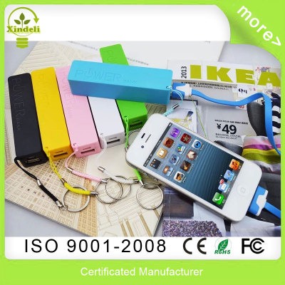 2600mah Perfume power bank
