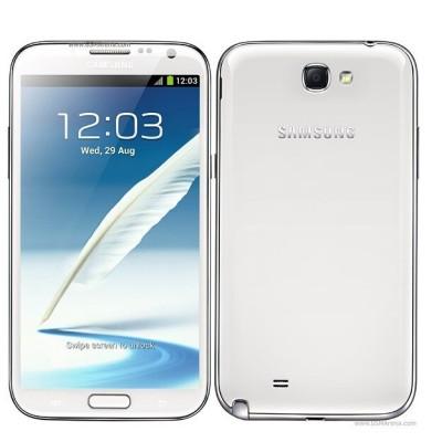 Original Samsung Galaxy Note II 2 N7100 mobile phones