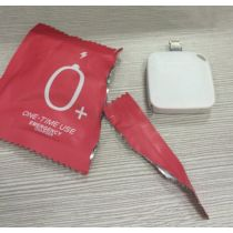 Disposale one time use power bank phone chargers with OEM service