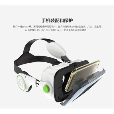 3D Glasses VR Glasses ABS VR Virtual Reality Glasses