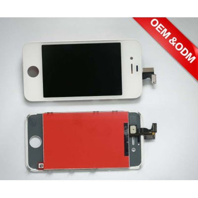 Brand New Complete Digitizer Assembly for iPhone 4S LCD Screen