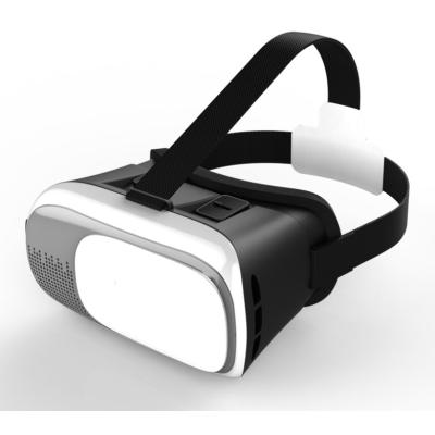 2016 Google cardboard VR BOX 2.0 Version 2 VR Virtual Reality Glasses Smart Bluetooth Wireless Mouse Remote Control Gamepad VR B