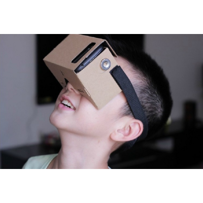 Hot selling Google cardboard VR 3D glasses for 3.5-6.0 inch phones