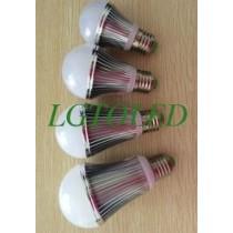 B22/E27 5W led bulb light for home using