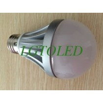 High lumen aluminum +PC cover epistar led chip factory price led bulb light