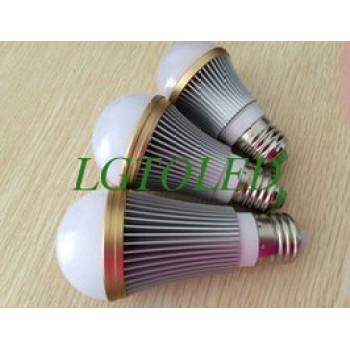 SMD led Warm white color 5W led bulbs light