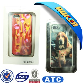 3D mobile phone case & sticker