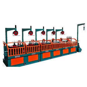 fil de cuivre dessin machine avec recuit